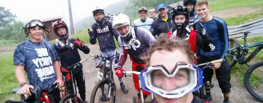 DH-Training am Sauerberg